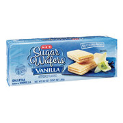H-E-B Vanilla Sugar Wafers