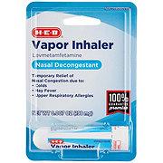 H-E-B Vapor Inhaler Nasal Decongestant