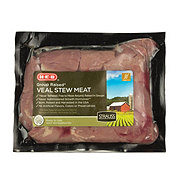H-E-B Veal Stew Meat