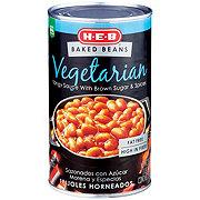 H-E-B Vegetarian Baked Beans