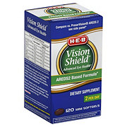 H-E-B Vision Shield Mini Softgels