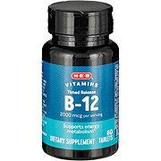 H-E-B Vitamin B-12 2000 mcg Timed Release Caplets