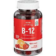 H-E-B Vitamin B12 Gummies