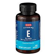 H-E-B Vitamin E 400iu