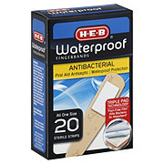 H-E-B Water Resistant All One Size Fingerbands