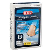 H-E-B Waterproof Transparent Dressings