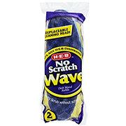 H-E-B Wave No Scratch Dish Wand Refills