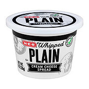 H-E-B Whipped Regular Cream Cheese Spread