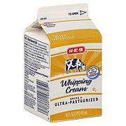 H-E-B Whipping Cream