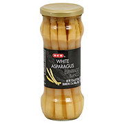H-E-B White Asparagus