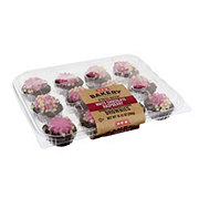 H-E-B White Chocolate Raspberry Brownies