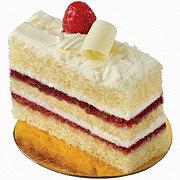 H-E-B White Chocolate Raspberry Cakerie