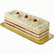 H-E-B White Chocolate Raspberry Cakerie Bar