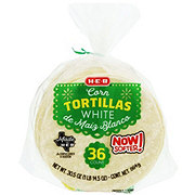 H-E-B White Corn Tortillas