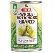 H-E-B Whole Artichoke Hearts