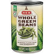H-E-B Whole Green Beans