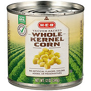 H-E-B Whole Kernel Corn