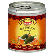H-E-B Whole Pickled Jalapenos