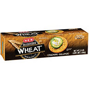 H-E-B Whole Wheat Entertainer Crackers