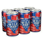H-E-B Wild Red Soda 7.5 oz Cans