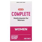 H-E-B Women's Complete Multi Vitamin