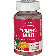 H-E-B Women's Multivitamin Adult Gummies