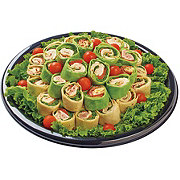H-E-B Wraps Party Tray