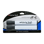 H-E-B Write Stuff Dry-Erase Markers 2 CT
