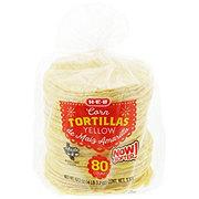 H-E-B Yellow Corn Tortillas