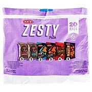 H-E-B Zesty Variety Pack Chips