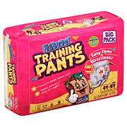 H-E-Buddy Big Pack Training Pants For Girls, 42 ct