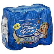 H-E-Buddy Children's Vanilla Nutritional Drink 6 PK