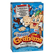 H-E-Buddy Chocolate Chip Grahams