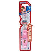 H-E-Buddy Kids Flashing Timer Soft Stand Up Toothbrush