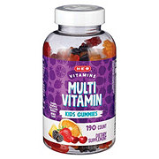 H-E-Buddy Multi-Vitamin Gummies