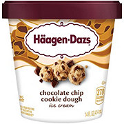 Haagen-Dazs Chocolate Chip Cookie Dough Ice Cream
