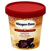 Haagen-Dazs Destination Series Belgian Chocolate Ice Cream