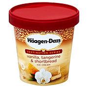 Haagen-Dazs Destination Series Vanilla Tangerine & Shortbread