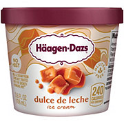 Haagen-Dazs Dulce De Leche Caramel Ice Cream