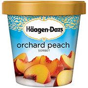 Haagen-Dazs Orchard Peach Sorbet