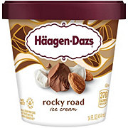 Haagen-Dazs Rocky Road Ice Cream
