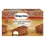 Haagen-Dazs Vanilla and Almond Value Pack Bars