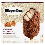 Haagen-Dazs Vanilla Caramel Pizzelle Gelato Dessert Bar