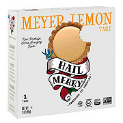 Hail Merry Meyer Lemon Tart