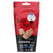 Hail Merry Strawberry Macaroon