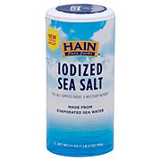 Hain Iodized Sea Salt