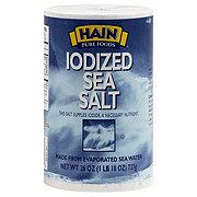 Hain Pure Foods Iodized Sea Salt