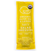 Hak's Organic Olive Oil and Lemon Dressing Single