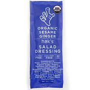 Hak's Organic Sesame Ginger Dressing Single