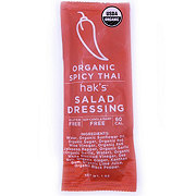 Hak's Organic Spicy Thai Dressing Single
